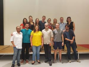 Masterclass DNOA with Pietro Spagnoli24-07-2018